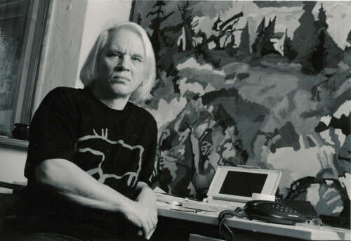 Composer Pekka Jalkanen Photo By Maarit Kytoharju