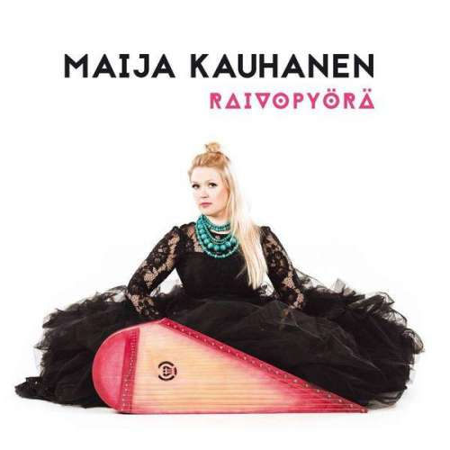 Maija Kauhanen Raivopyora