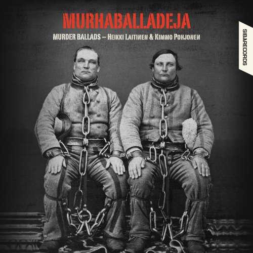 Murder Ballads Sacd1010 Front1