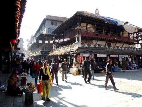 Nepal Kaupunkikuvaa Netti