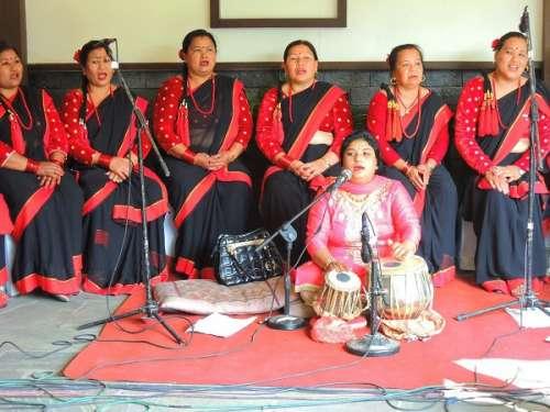 Nepal Lauluryhma Netti