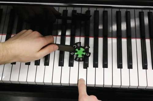 Piano Scaler