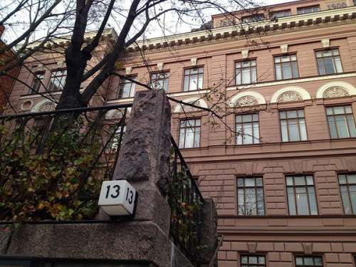 Sibelius Lukio Rakennus Silvia Hosseini