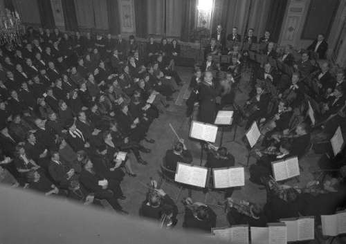 Tre Ko Ensikonsertti 1947 C Jukka Raunio