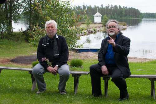 Viitasaari Sir Harrison Birtwistle Brian Ferneyhough 2015C Ville Mattila 98