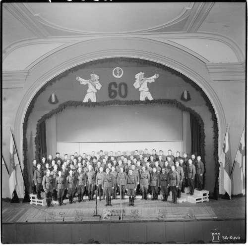 Yl 60 V 1943 C E  Nurmi