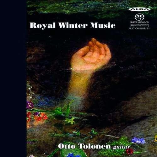 Ottotolonen Wintermusic Levynkansi