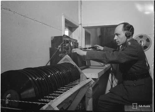 Sa Kuva 1942 C Hede Valokuvaaja Sotamuseo