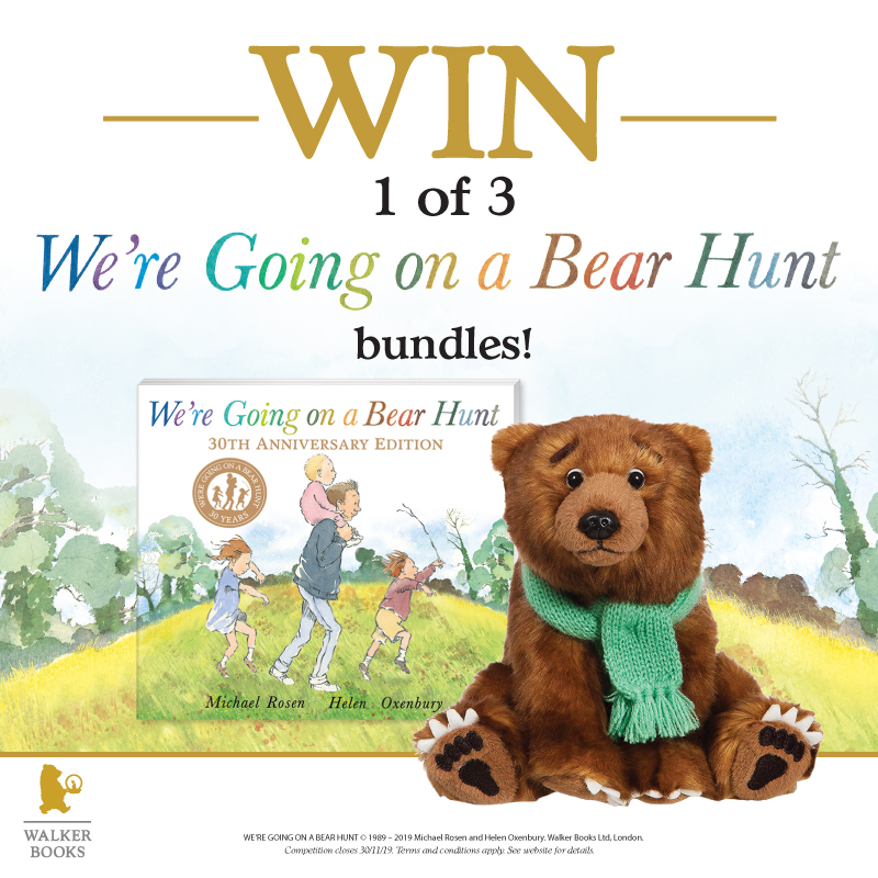 Win: We're Going on a Bear Hunt Goodies • Folly Farm