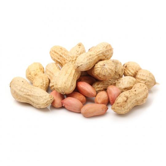 peanuts Kalorien-Nährwerte