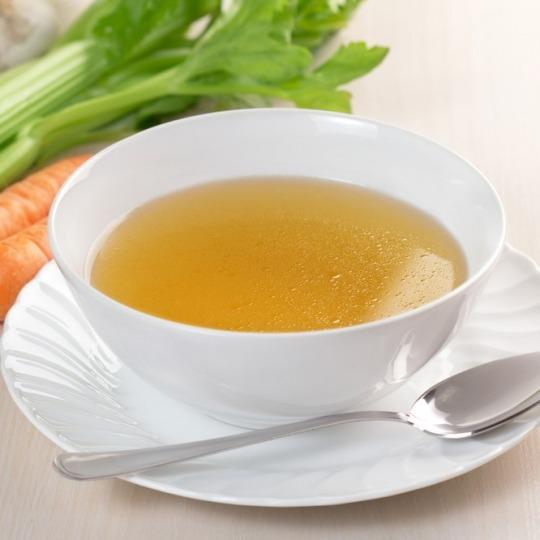 vegetable broth Kalorien-Nährwerte