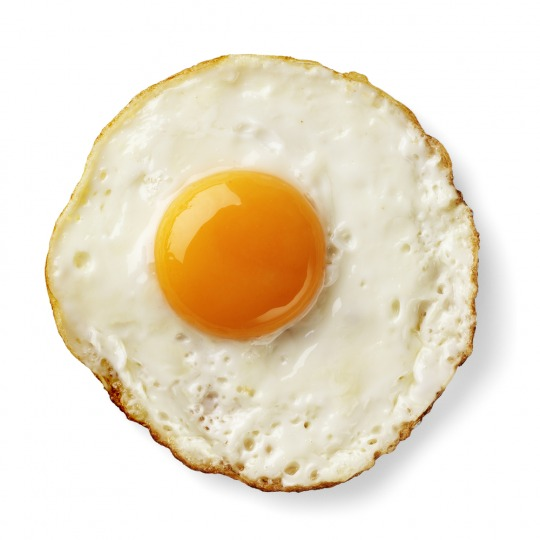 fired egg Kalorien-Nährwerte