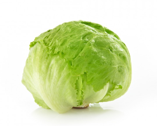 iceberg lettuce Kalorien-Nährwerte