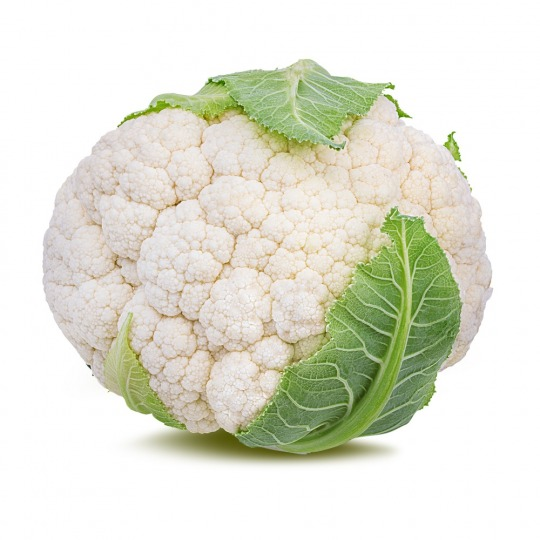 cauliflower Kalorien-Nährwerte