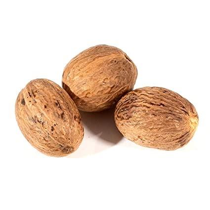 ground nutmeg  Kalorien-Nährwerte