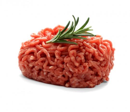 mixed minced meat Kalorien-Nährwerte