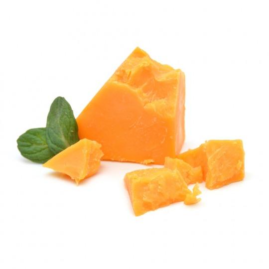 slice of cheddar cheese Kalorien-Nährwerte