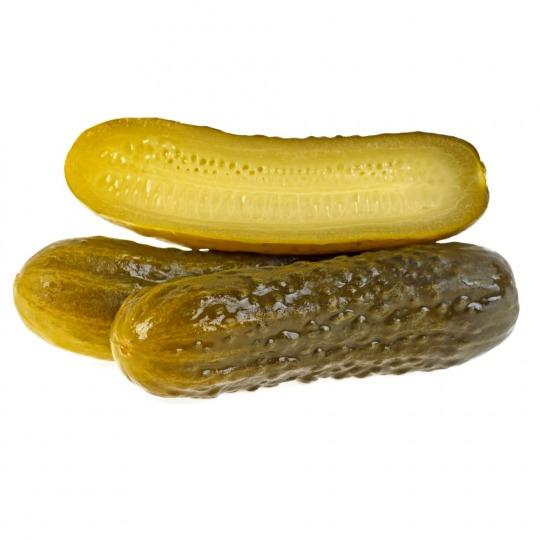 sour pickle  Kalorien-Nährwerte