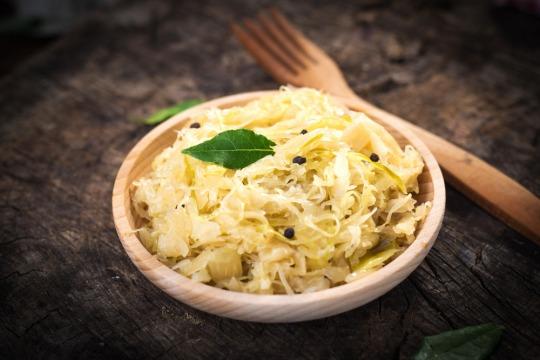 sauerkraut Kalorien-Nährwerte