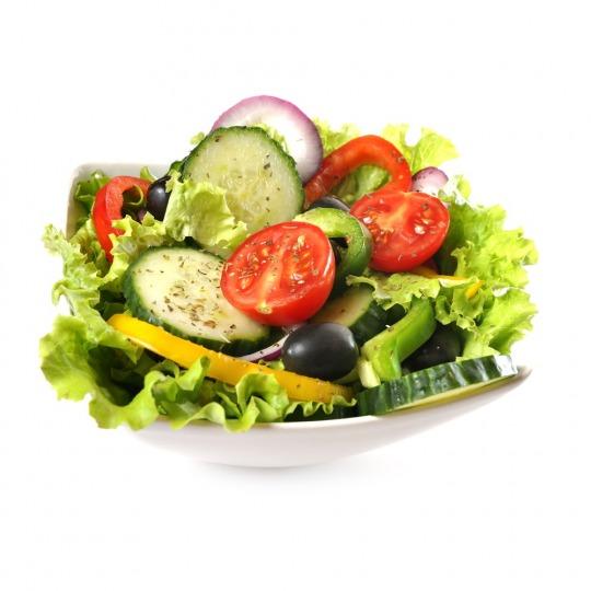 Salatcub Hähnchen
