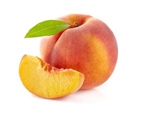 peaches Kalorien-Nährwerte