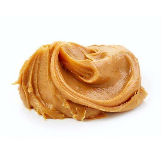 peanut butter with omega-3 acids Kalorien-Nährwerte