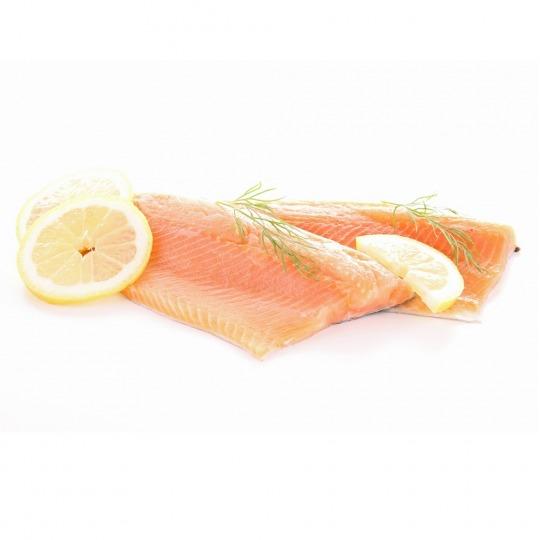trout filet Kalorien-Nährwerte