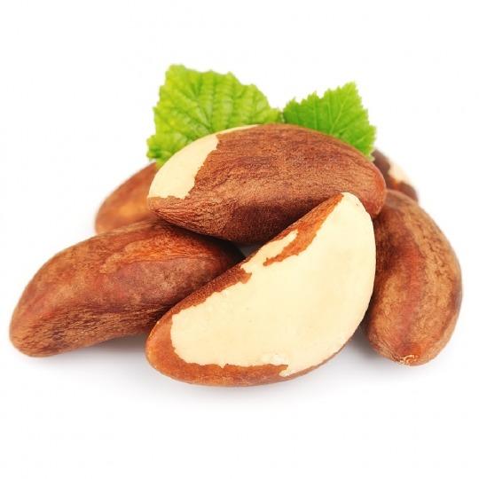brazil nuts  Kalorien-Nährwerte