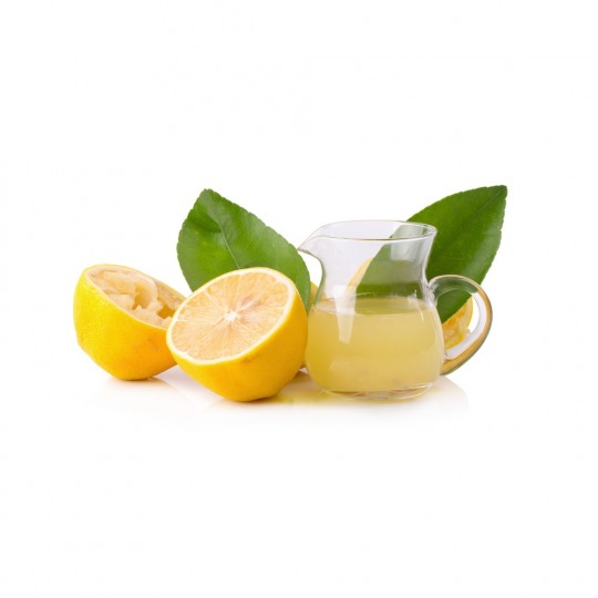 Zitronensaft Kalorien-Nährwerte