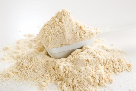 protein powder with vanilla flavor Kalorien-Nährwerte