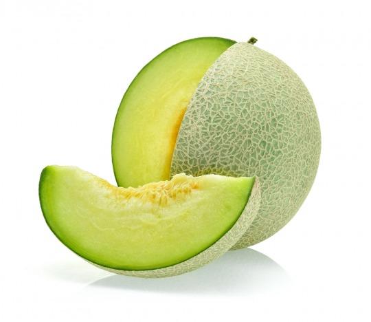 Honigmelone Kalorien-Nährwerte
