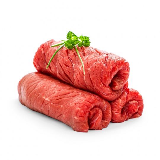 Rinderroulade (fettarm) Kalorien-Nährwerte
