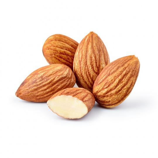 almonds Kalorien-Nährwerte