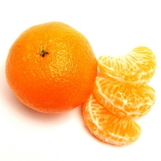 Mandarine Kalorien-Nährwerte