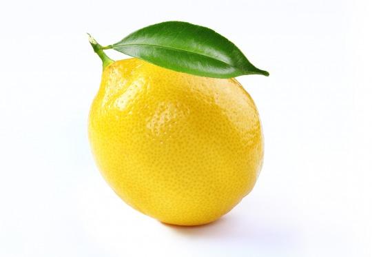Zitrone Kalorien-Nährwerte
