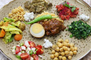 אוכל אתיופי