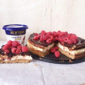 עוגת הגבינה של תמרה אהרוני