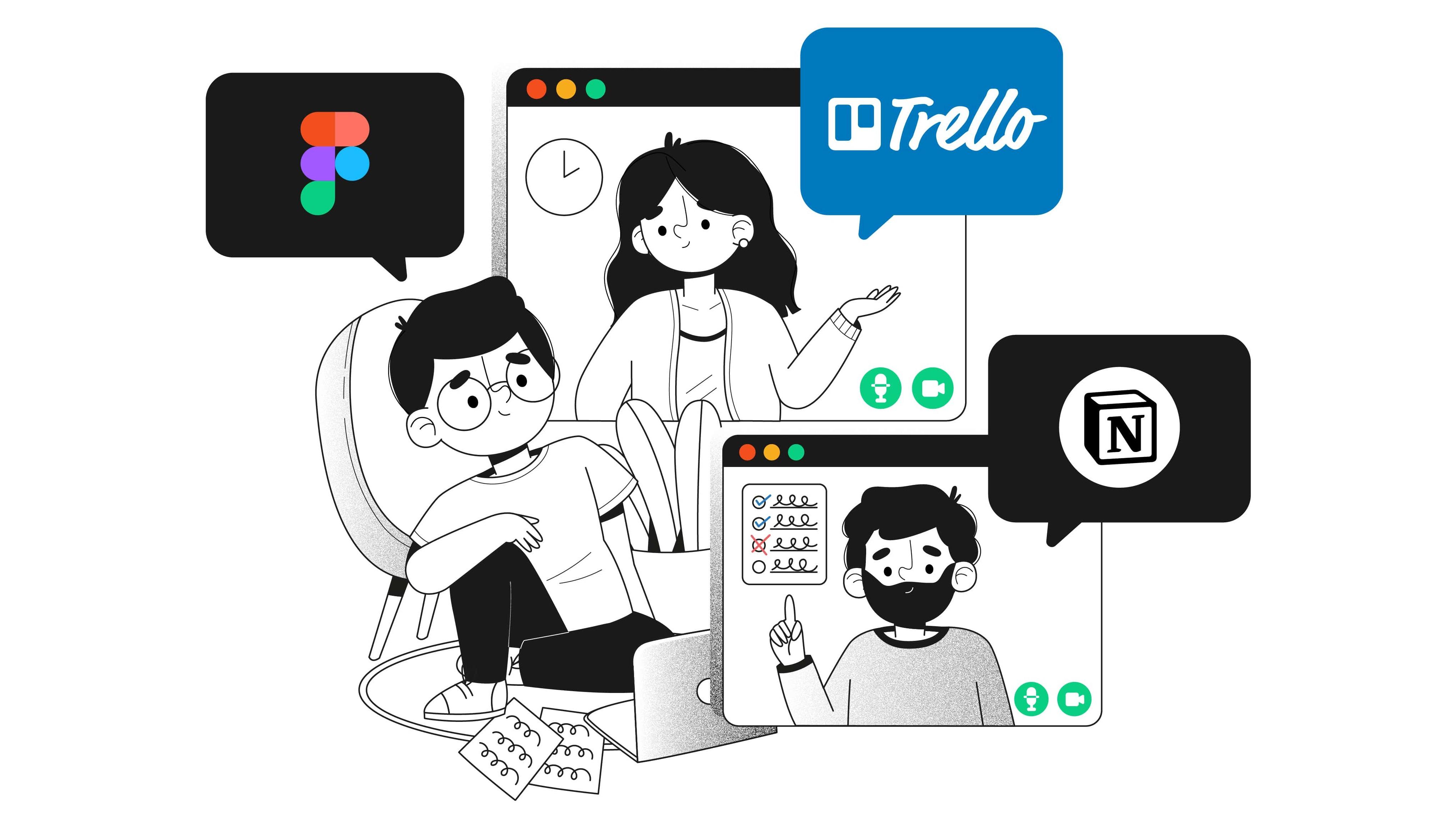 Mejora la comunicación y productividad del equipo