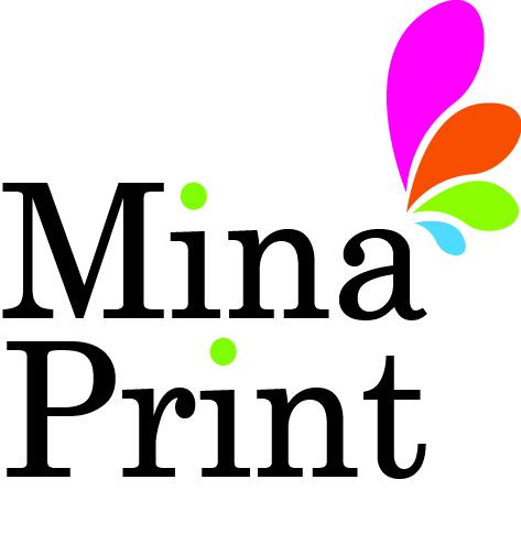 لوجو مينا للطباعة