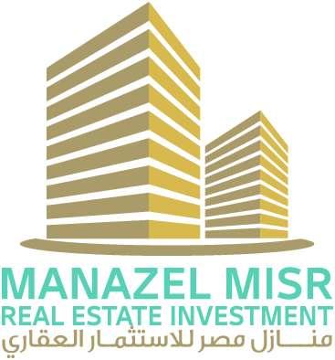 لوجو منازل مصر للاستثمار العقارى