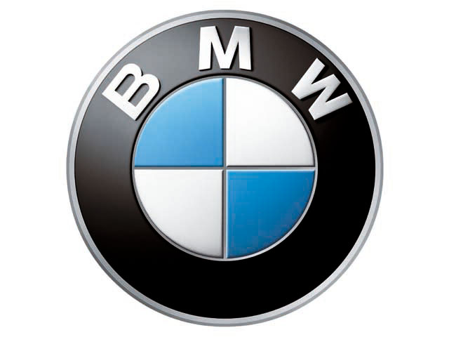 لوجو المجموعة البافارية للسيارات ( بي إم دابليو BMW )