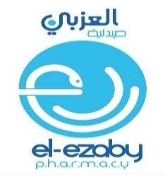 لوجو صيدليات د / احمد العزبى
