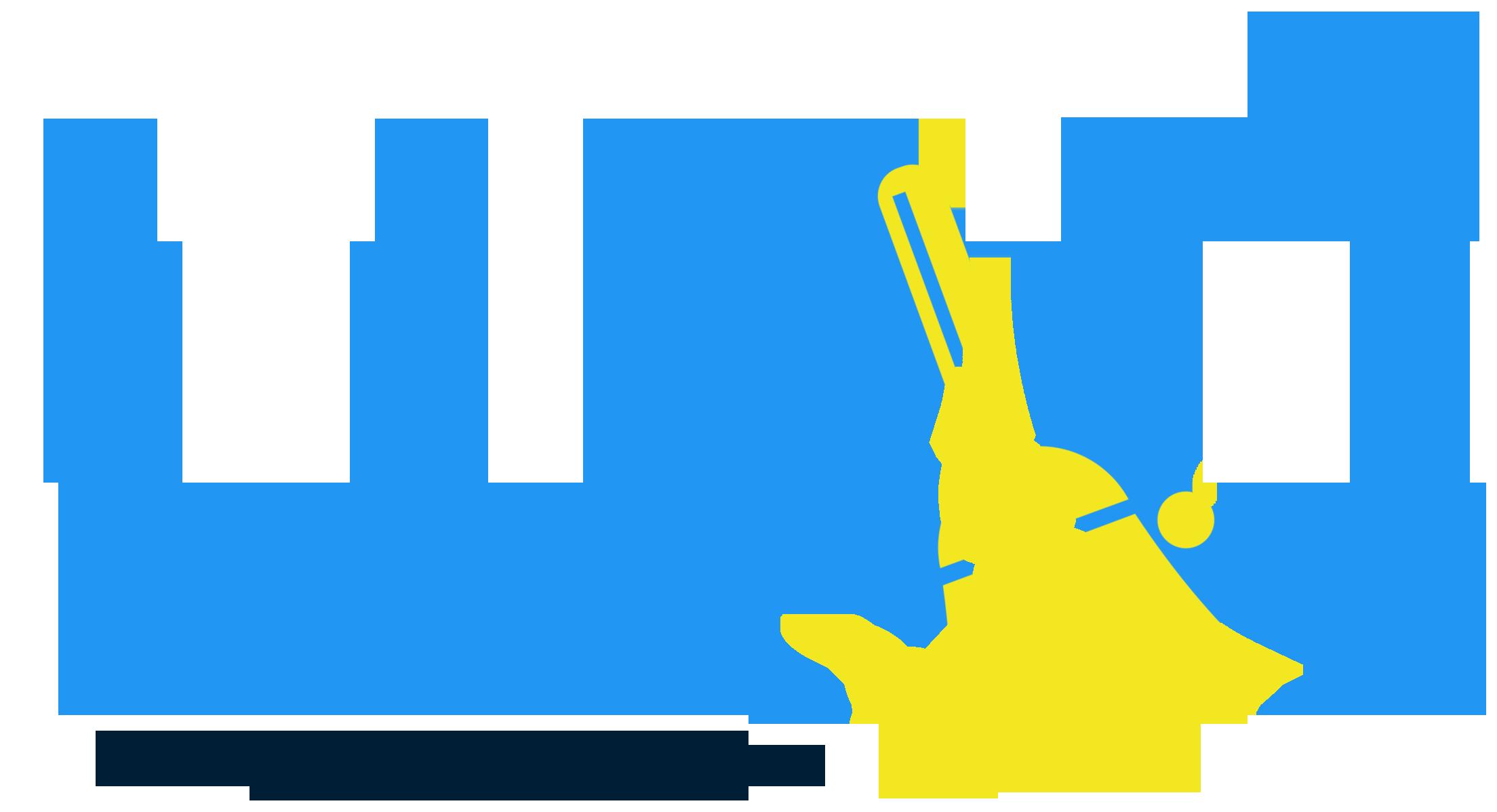 لوجو شركة يو - ار - سي للخدمات المتكاملة