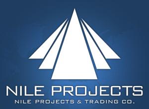 لوجو شركة النيل للمشروعات والتجارة