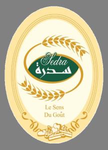 لوجو مجموعة سدره (للحلويات الشرقية و الغربية و منتجات الالبان)
