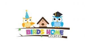 لوجو Birds Home Nursery