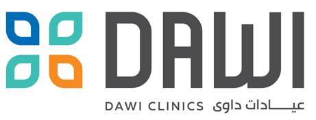 لوجو داوي لتجهيز المنشأت الطبية