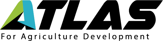 لوجو اطلس للتنمية الزراعية