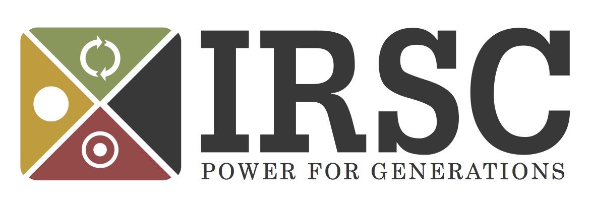 لوجو ايرسك لحلول الطاقة المتجددة