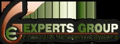 لوجو مجموعه الخبراء للنظم المالية والاداريه